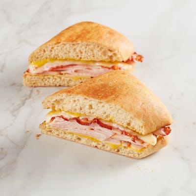Spicy Turkey Melt Sandwich