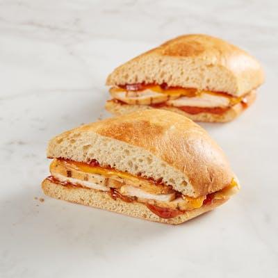 Sweet Chipotle Chicken Sandwich