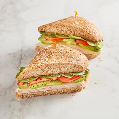 Garden Fresh Turkey Sandwich