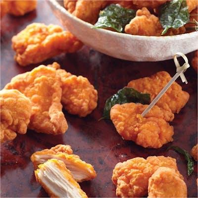 Red Curry Popcorn Chicken