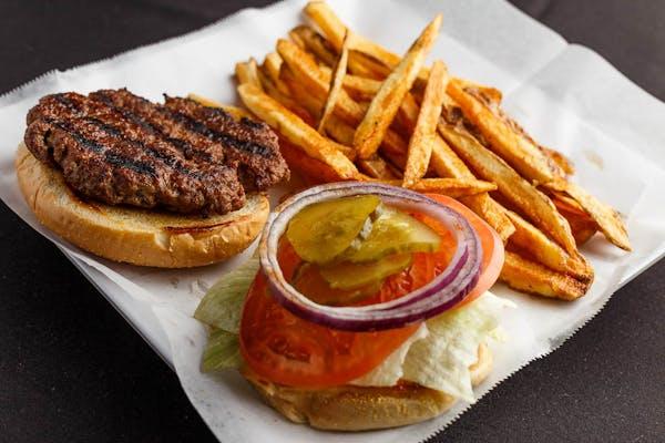 Mean Burger