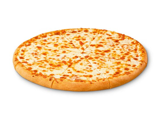 Just Cheese Pizza