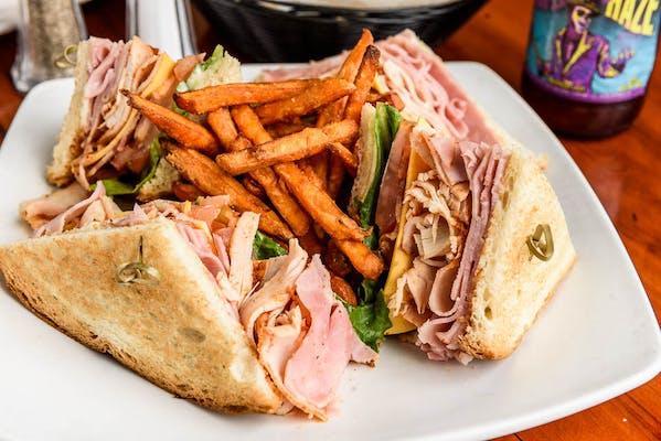 House Club Sandwich