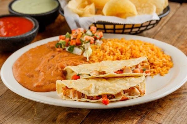 Grilled Fajita Tacos