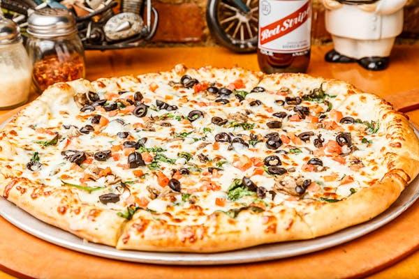 Veggie Jack Pizza (Personal)