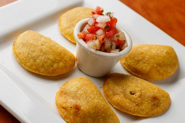 Guadalupe Empanadas Plate