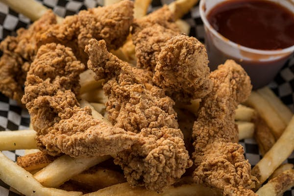 Fried Chicken Fingers