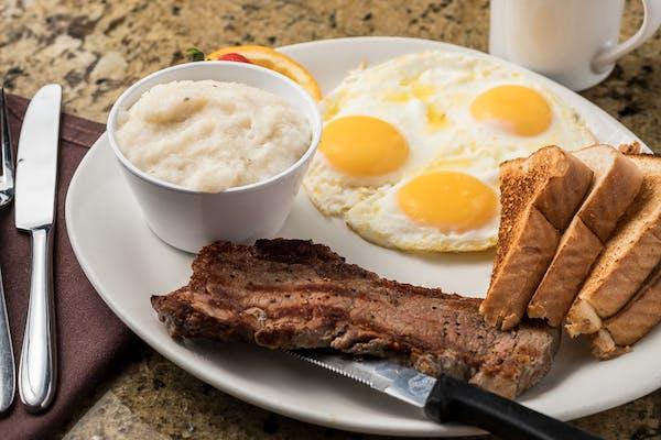 All-Day Steak & Eggs