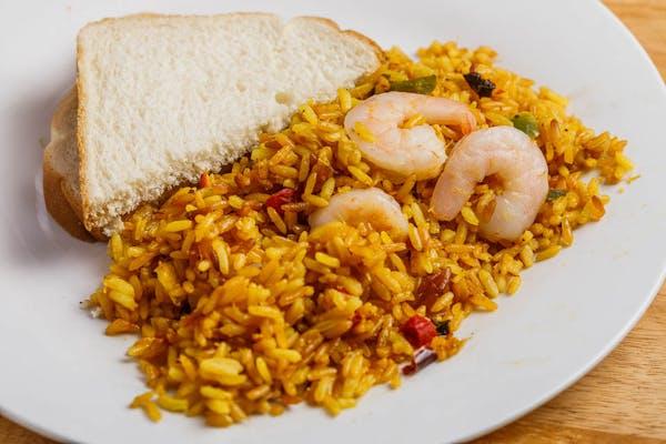 Shrimp & Crab Rice