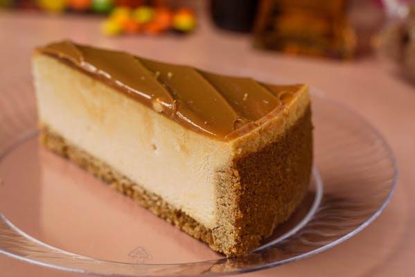 Cajeta (Carmel) Cheesecake