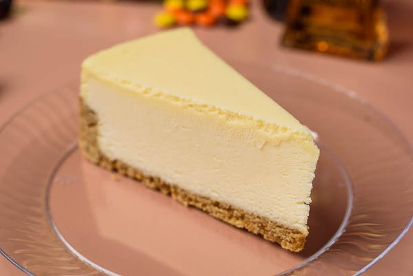 Old-Fashioned Cheesecake