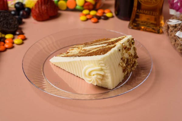 Carrot Cheesecake Cake