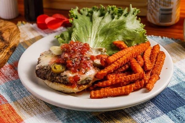 Burger En Fuego