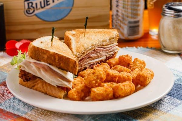 Southern Club Sandwich