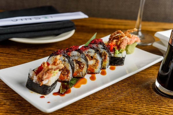 Red Spider Roll