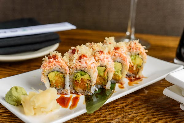 Spicy Hotate Roll