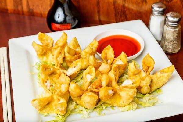 A4. Crabmeat Rangoon