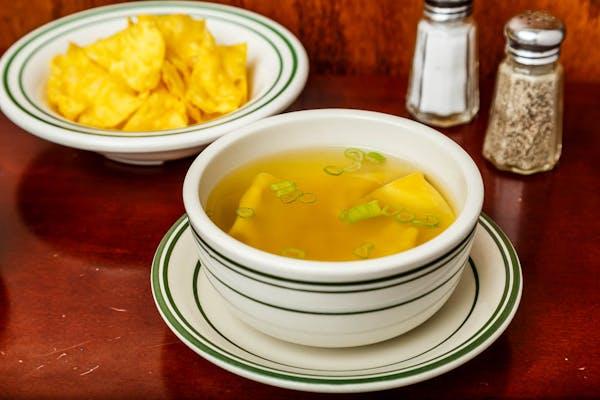 SP1. Wonton Soup