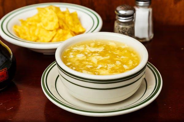 SP4. Egg Drop Soup