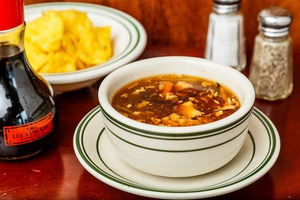 SP5. Hot & Sour Soup