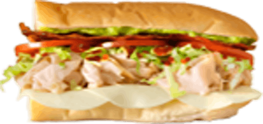 #2 Turkey Bacon Avocado