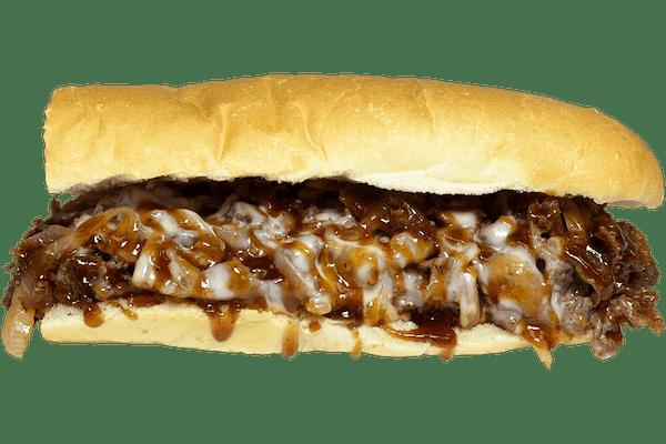 #10 BBQ Cheesesteak