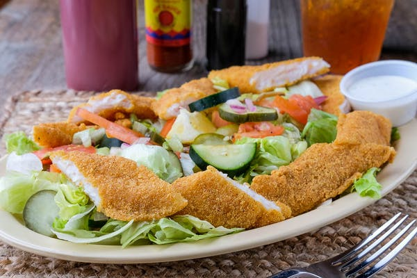 10. Fish Salad