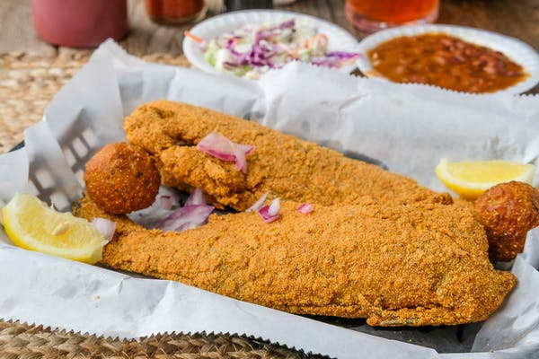 30. Whole Catfish (2 pc.)