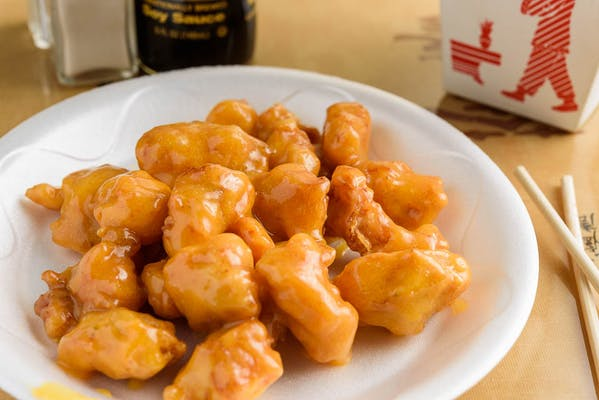 Honey Chicken or Orange Chicken