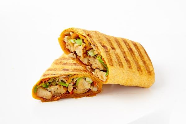 Asian Chicken Wrap