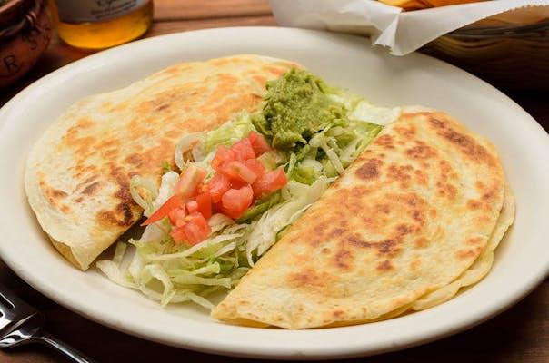 Chicken Quesadillas (2)