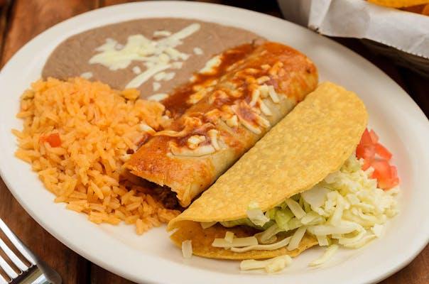 (L13) Speedy Gonzalez Lunch Special