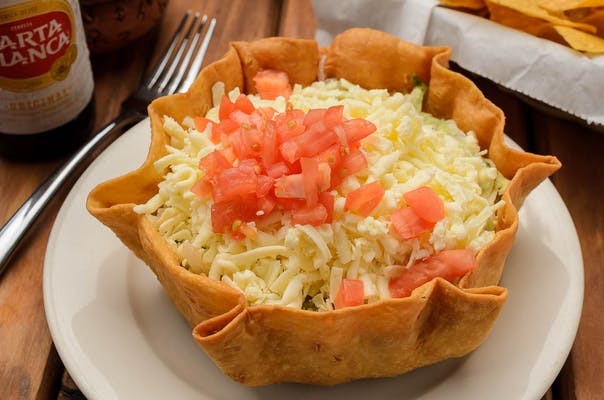 (L16) Taco Salad Lunch Special