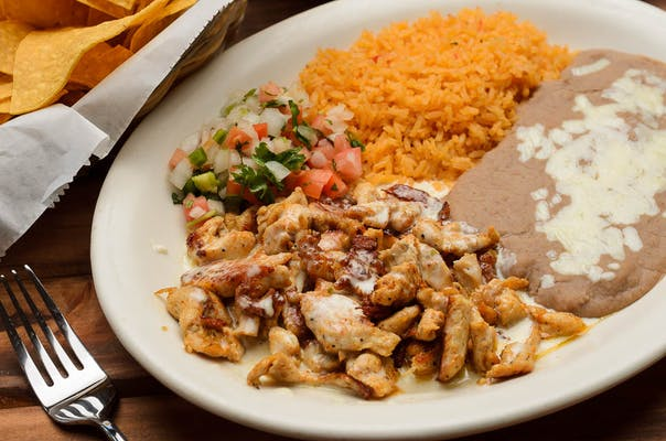 (L20) Marga Pollo Lunch Special