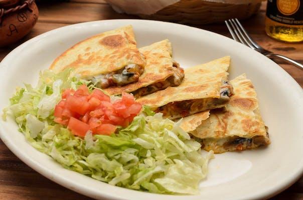 Lunch Special C (Veggie Quesadilla)