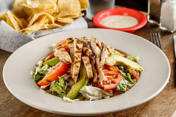 Fiesta Fajita Salad
