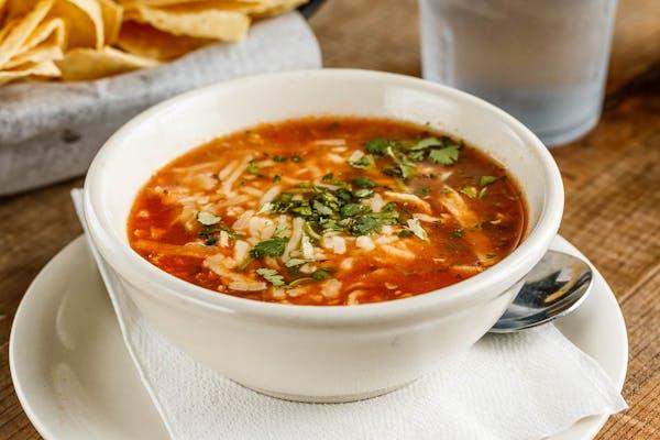 Homestyle Tortilla Soup