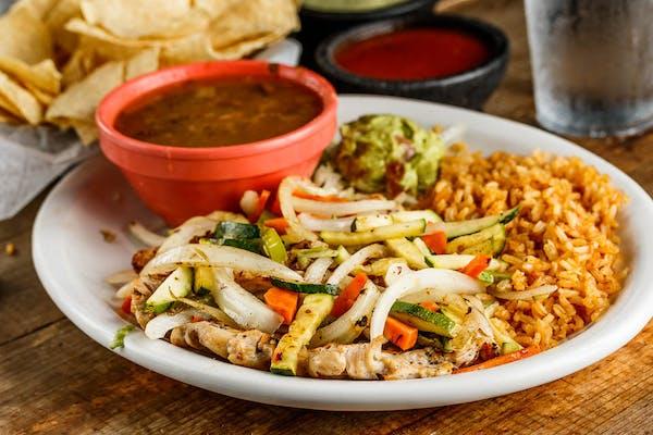 Chicken Ixtapa