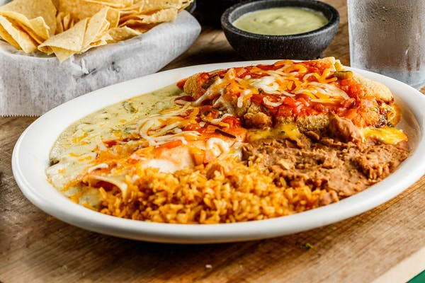 Laredo Dinner