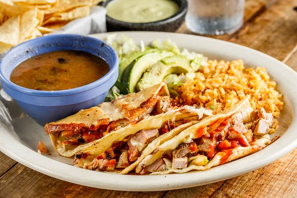 Chipotle Grilled Tacos