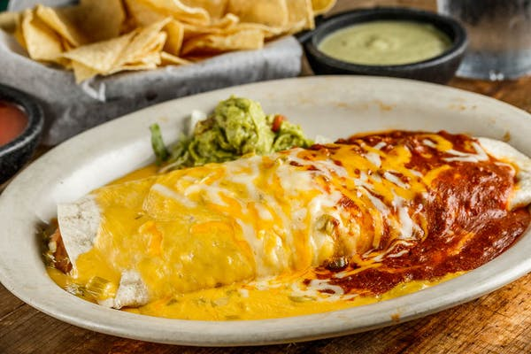 Texas Burrito