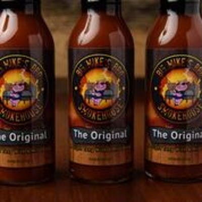 Bottle of Original BBQ Sauce