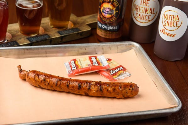 Crawfish or Pork Boudin