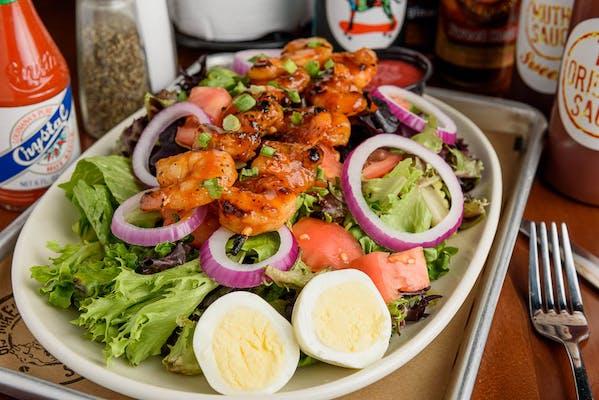 Grilled Gulf Shrimp Salad