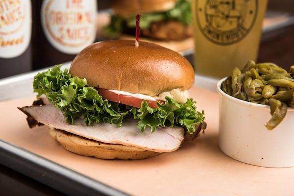 Turkey Smokehouse Sandwich
