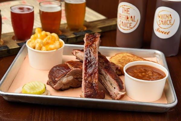 Pork Spare Rib Plate