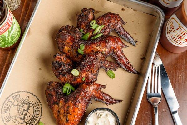 Jerk Chicken (Whole Wings)