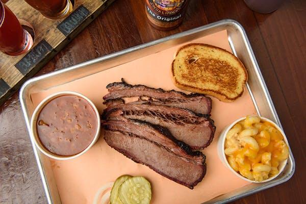 Smoked Brisket Plate