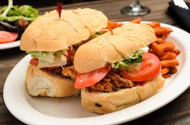 Fried Seafood Po-Boy