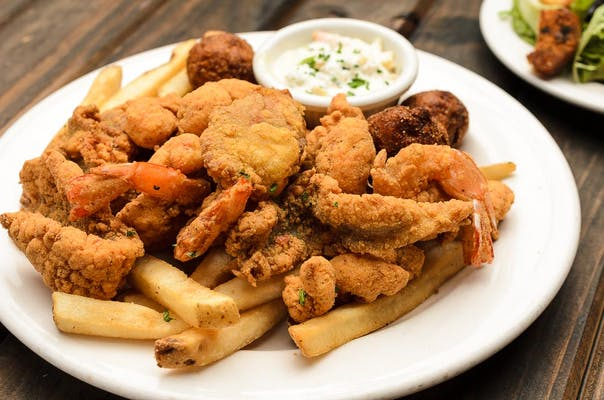 Mini Seafood Platter